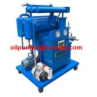 Portable Transformer Oil Purifier, Single Stage Vacuum Oil Purification Plant, Switchgear oil filtering machine, cost