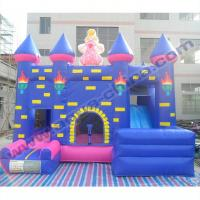 Quality Inflatable Princess Jumped Combo for sale