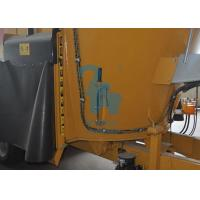 Quality Cattles TMR Feed Mixer Agricultural Machine With 1pcs Durable Auger for sale
