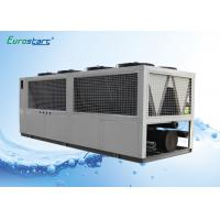Quality Heat Recovery R407C Air Cooled Water Chiller Unit High Cooling Capacity for sale