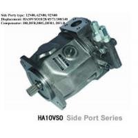 Quality Small Volume Splined Shaft Double Hydraulic Pump 8cc Clockwise Rotation for sale