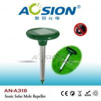 Quality Advanced Garden Solar Mole Repeller for sale