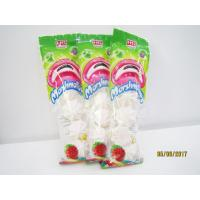 Quality Steamed Bun Shape Marshmallow Candy , Soft And Sweet Personalized Marshmallows for sale