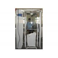 Quality Automatic Stainless Steel Air Shower Tunnel KEL-AS1400P Series For One Personal for sale