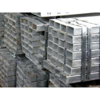 Quality Cold Drawn Rectngle Steel Tube, Rectangular Steel Pipe For Civil Building for sale