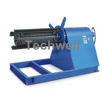 Quality 6.3Mpa Cold Roll Forming Machine , Automatical Hydraulic Decoiler With 0-15m/min Forming Speed for sale