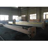 Hot Rolled JIS / GB Standard Steel H Beam For Ship Building , Bridging for sale