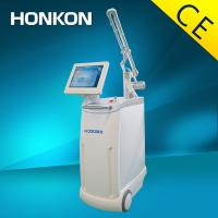 Quality Stationary Medical Co2 Fractional Laser Machine Beauty Equipment For Chloasma Removal for sale