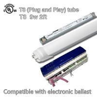TUV T8 Led Replacement Lamps , Household Replacement Led Tubes For Fluorescent Tubes for sale