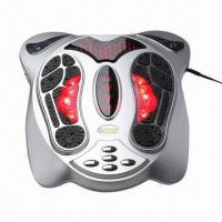 China Infrared heating foot massager with multifunctional low frequency on sale