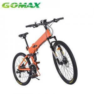 China 27.5 Double Layer Aluminum Alloy Rim folding electric mountain bike electric mountain bike for adult on sale