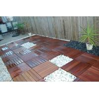 Quality colorful DIY tiles Anti-UV outdoor wpc wood plastic composite DIY  (RMD-D8) for sale