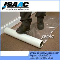 China Carpet Protective Film PE Film Protection Film for sale