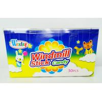 Quality Windmill Shape Hard Novelty Candy Toys With Multi Fruit Flavor for sale