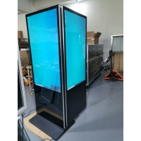 Quality NFC 500nits 55 Inch Lcd Billboard Digital Signage Capacitive Touch for sale