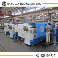 Quality QK1212 External Dia.of pipes 120mm cnc pipe threading lathe with cheap price for sale
