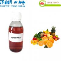 Quality More than 500 Kinds Fruit Aroma Concentrate Forest Fruit Flavor E-juice for sale