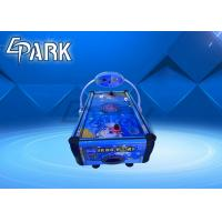 Quality coin operated air hockey table puzzle children and parent game machine for sale