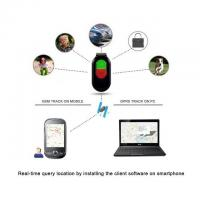 Buy cheap Mini free tracking ios/android app cat collar tractive gps pet tracker waterproof from wholesalers