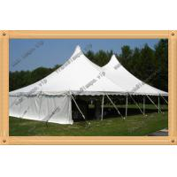 Quality Commercial Grade White Canopy Tent/pole tent /peg tent  12X12M With High Duty Top for sale