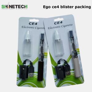 Quality cigarette electronique USB cable +CE4 atomizer +ego battery+ empty bottle e cigarette vaporizer ego ce4 for sale