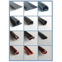 Quality Acid Resistant EPDM Rubber Extrusion For Water System , Custom Rubber Extrusions for sale