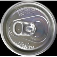 Quality Custom Color Coca Cola Aluminum Can Lids Color Ring Pull Tab For Carbonated Drink for sale