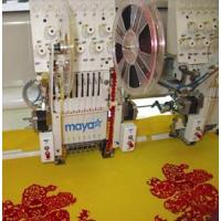 Quality Mayastar 1000rpm Embroidery Machine for sale