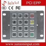 China PCI EPP Pinpad Wincor EPP V5 V6 pin pad encryption pin pad encryption pin pad security for sale