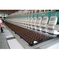 Quality Commercial Large Scale Computerized Embroidery Machine Advanced Technology for sale
