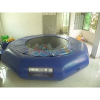 Quality Inflatable Water Super Trampoline for sale
