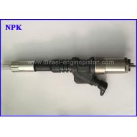 Quality 095000 - 1211 Diesel Fuel Injectors , Common Rail Injector For Komatsu PC400-7 for sale