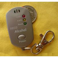 China Digital Breath Alcohol Tester - Personal Breathalyzers  6503A on sale