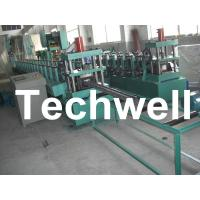 Quality 18 Groups Forming Roller Stand Upright Rack Roll Forming Machine for Storage Rack for sale