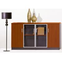 China 0.8 - 1.2m Height Small Filing Cabinet , Locking File Cabinet MFC Material on sale