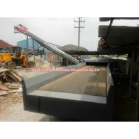Professional Heavy Duty Wood Chipper Machine 15 T/H - 45 T/H Production Capacity for sale