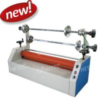 Quality Adjustable BU-650II Cold Roll Laminator Machine Plus Foot Pedal for sale