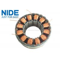 Buy BLDC Motor Coil Winding Machine / Fan Stator Winding Machine Servo System at wholesale prices