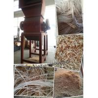 Buy cheap crushing machine fiber pipe crushed waste plastic crushing line from wholesalers