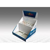 Buy Recycled 2 Layers Cardboard Counter Display For Electronic Cigarette at wholesale prices