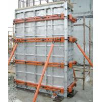 Quality Square Concrete Column Formwork Aluminum Formwork with Steel Walers for sale