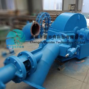 China Small Rc Jet Turgo Turbine Generator , Mini Hydro Generator 70kw To 700kw on sale