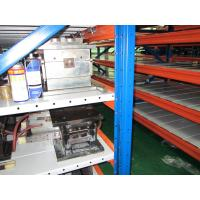 Quality Anti - Rust Heavy Duty Storage Shelves For Fabric Material 500kg - 4000kg / level for sale