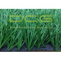 Quality 10500 Dtex Artificial Grass Football Fire Resistant Safe And Hygienic for sale