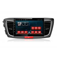 Quality Quad / Octa Core HONDA Navigation System , GPS Navigation System WIFI For Android IOS for sale