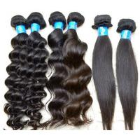 Buy cheap Unprocessed Double Drawn 7a brazilian hair Spring Curl 100g / Piece from wholesalers