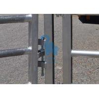 Quality Rigid Corral Fence Panels‎ Livestock Fence Gates For Dairy Farm for sale