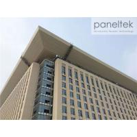 Buy cheap Ceramic Facade Exterior Cladding SystemsHollow Structures With Thermal Insulation from wholesalers