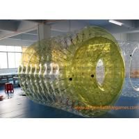 Quality 2.7*2.4*1.8M Adults Inflatable Wate Roller , Inflatable Water Games Ball Toys with CE for sale