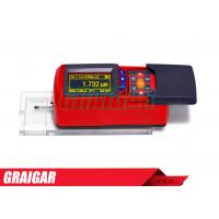 Quality All Metal Shell NDT Instruments Surface Roughness Meter Leeb432 Fast Speed Of Testing for sale